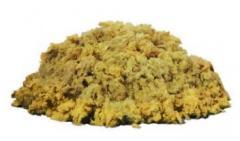 Sigran - granulowana wełna mineralna.