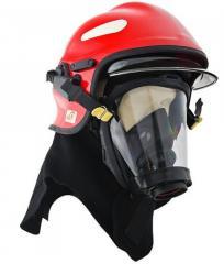 Helmets for firefighters