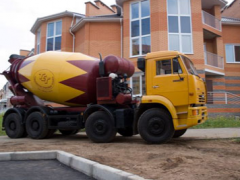 Cement transport unit