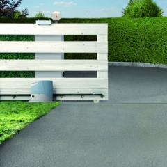 Automation for sliding gates