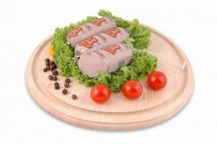 Liver sausages
