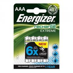 Akumulatory HR03 AAA 800mAh Energizer 4 szt.