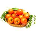Pomidory - smaczne i zdrowe.