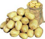 Ziemniaki - zawierają wartościowe składniki odżywczy.