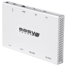 ET-4802 czytnik kart pamięci z hubem USB