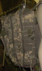 Military style blouses