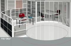Ścianki działowe P100 OFFICE