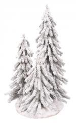 Drzewka Alpejskie Śnieżone