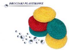 Druciaki plastikowe