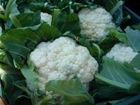 Kalafiory - smaczne i zdrowe warzywa.
