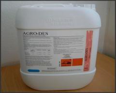 Preparaty dezynfekcyjne Agro-Des 10L