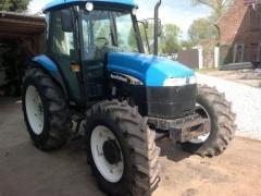 Ciągnik rolniczy New Holland TD 95D