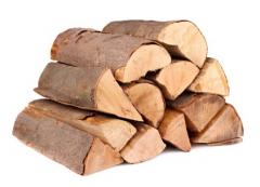 Drewno kominkowe - buk, akacja, dąb, grube,
