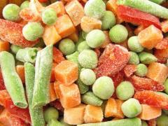 Warzywa mrożone