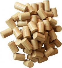 Brykiet drzewno, ekobrykiet  z materiału palnego takiego jak trociny, węgiel drzewny, torf, słomy czy miał węglowy.