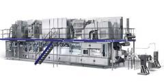 Maszyna napełniająca Tetra Pak A6 Line