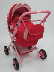 Wózek dla lalek Bobas