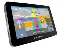 GPS 520 City Nawigator z mapą świata