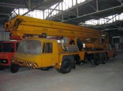 Dźwig Tatra SI 68408