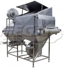Dehumidifier for fries