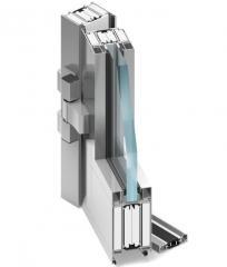 System aluminiowy AF55