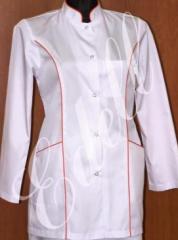 Odzież medyczna, odzież medyczna damska