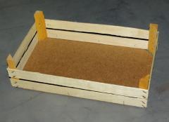 Skrzynka drewniana
