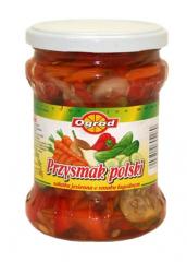 Sałatka przysmak polski 500ml