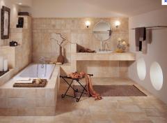 Ceramic tile for floor