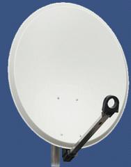 Antenasatelitarna 60cmstalowaocynkowana malowana