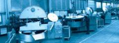 The equipment for manufacture of sausages and