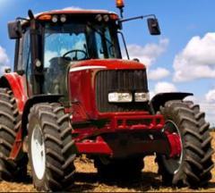 Części zamienne do ciągników i maszyn rolniczych