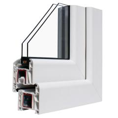 Okna elewacyjne 9000 HS