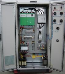 Szafy sterownicze prądu stałego DSL