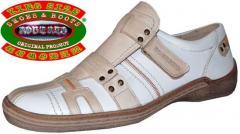 Large size shoes