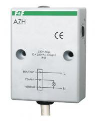 Automat zmierzchowy hermetyczny natynkowy 10A ; AZH