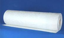 Glass powder mats