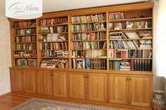 Biblioteka olchowa eco ars meble.
