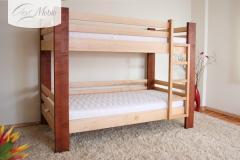 Łóżko piętrowe REM BIS