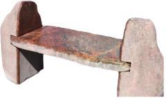 Ławka granit skandynawski