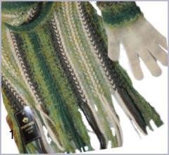 Szalik + rękawiczki 73