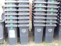 Pojemniki 120, 240 1100 l PE na odpady komunalne