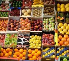 Cytrusy: pomarańcze, winogrona, cytryny, kiwano,
