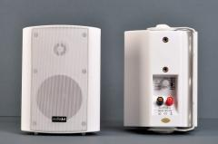 Głośniki ścienne model WS-41S WHITE/BLACK