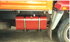 Fuel car tanks