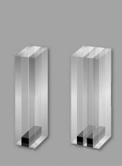 Heat-resistant glass