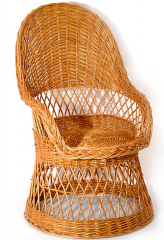 Armchairs wicker