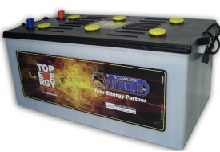 Batteries for commercial vehicles