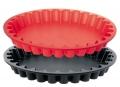 Forma ciasta z rantem gładkim śred. 280 mm