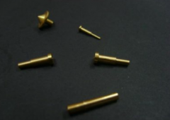 Copper-nickel stripes